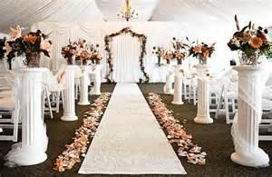 Wedding columns wedding columns