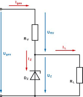 der diode z diode diodenstrom mikrocontroller net