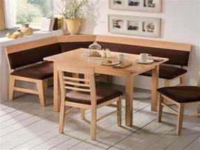 Breakfast Nook Tables by 12 Cool Corner Breakfast Nook Table Set Ideas