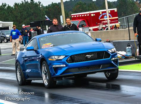 10 mustang gt how the 2018 mustang gt ran in the 10s at the drag