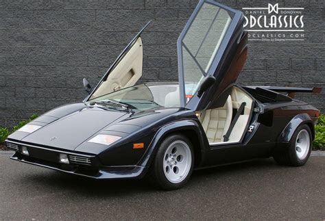 countach lamborghini for sale lamborghini countach 5000 s coupe lhd