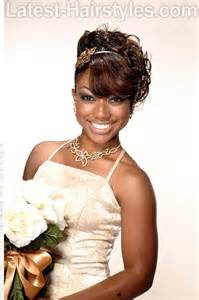 wedding hairsyyles for american 11 african american wedding hairstyles for the bride her