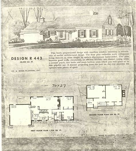 1960s house plans house plans 1960s homedesignpictures