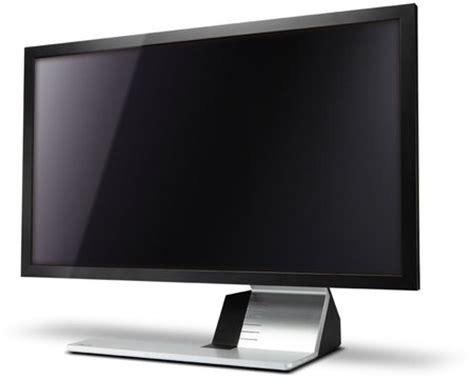 Led Monitor Sharp acer 24 inch led monitor is thin sharp and saves power