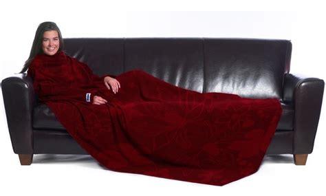decke mit rmeln rot slanket fleece decke mit 196 rmeln rot das original