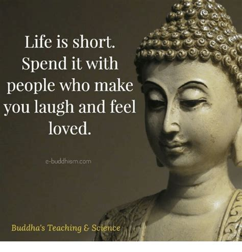 Life Is Short Meme - life is short spend it with people who make you laugh and