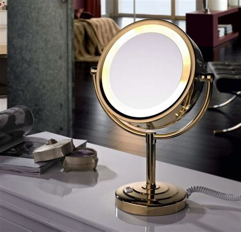 Makeup Mirror Desk With Lights by Best 25 Cosmetic Mirror With Light Ideas On Vanity Lights Ikea Vanity Set Ikea And