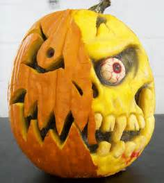 When To Carve A Pumpkin For Halloween - how to carve a 3 d pumpkin scottiedtv coolest cars on the web