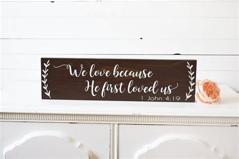 home decor signs rustic wedding signs rustic home decor we love because