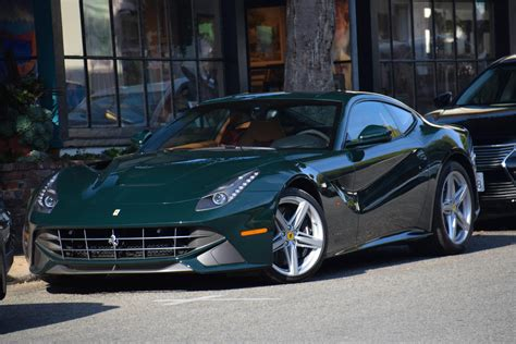 green f12 berlinetta autos