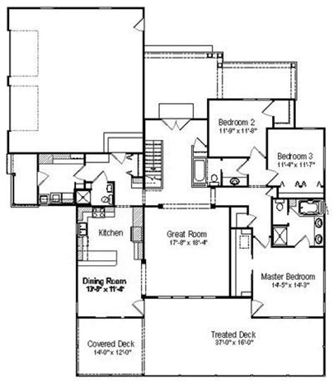 beautiful craftsman style ranch house plan silvergate
