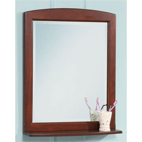 decorative mirrors with shelves for bathroom useful