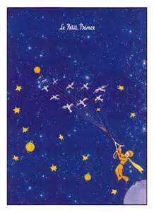 Kitchen Bistro by Le Petit Prince Flying Birds Poster