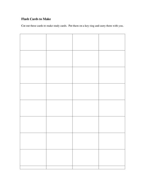 cue card template best quality professional templates