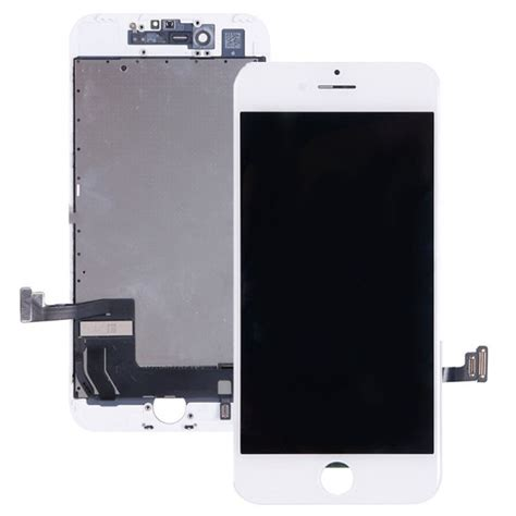 Iphone 7 Vitre by Ecran Iphone 7 Blanc Vitre Et Lcd