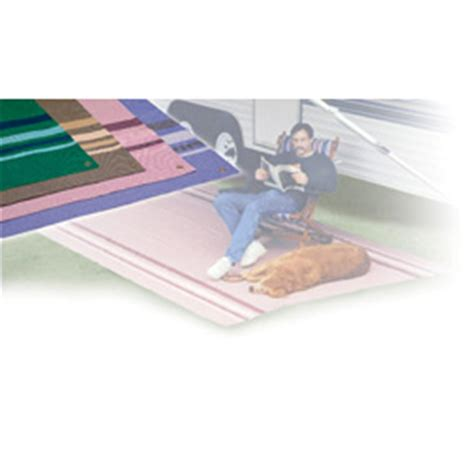 awning mat patty o mat 174 awning leisure mat 8 156715 rv outdoor furnishings at sportsman s guide