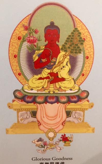 buddhas images  rivers tibetan cultural center