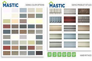 mastic siding color chart mastic vinyl siding colors 1500 trend home design