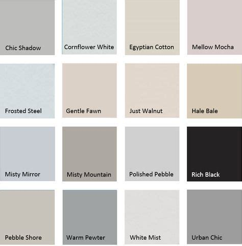 Interior Home Color Schemes The 25 Best Dulux Polished Pebble Ideas On Pinterest