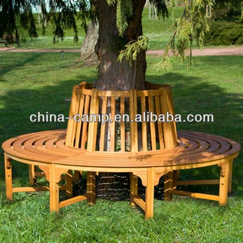 round tree bench round tree bench round three chair buy wood round tree