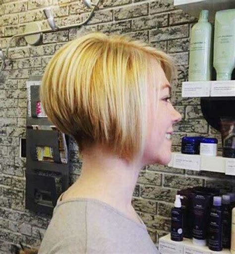 would an inverted bob haircut work for with thin hair really popular 17 inverted bob hairstyles hairiz