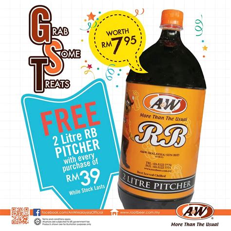 Freebies Giveaways - a w free rb pitcher giveaways freebies promotion