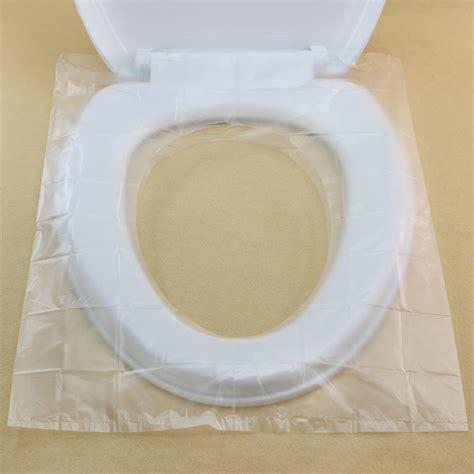 Plastik Vakum Kompresi 1pcs Vb70 travel disposable toilet seat cover alas toilet 1pcs