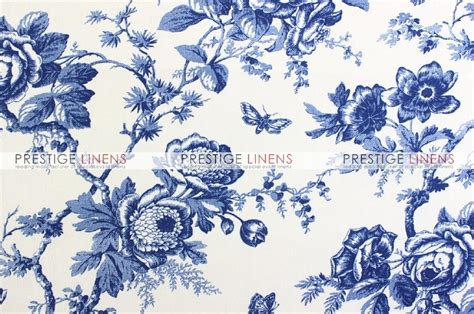 Printable Fabric By The Yard | mjs print pottery fabric by the yard blue prestige