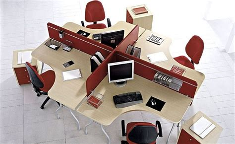 modern colorful furniture fresh modern office decorating ideas with colorful