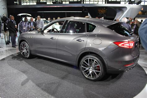 suv maserati maserati levante arrived in the us business insider