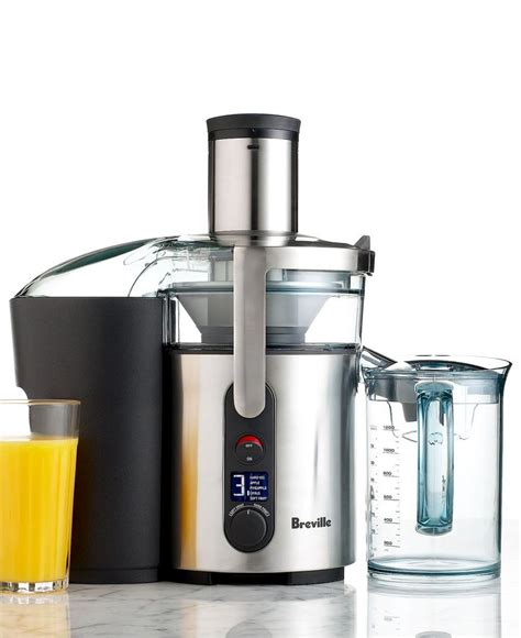Juicer Breville breville bje510xl juice multispeed juice extractor