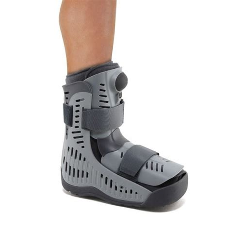 rebound air cast walking boot ankle injury or fracture