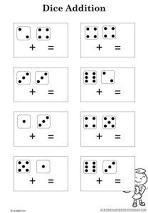 free printable dice addition worksheets dice addition worksheet printable jessie s resources