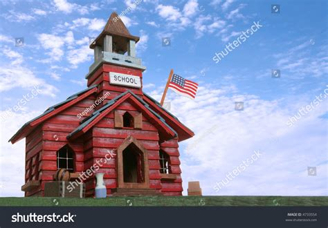 old school house music downloads old school house isolated over white stock photo 4733554 shutterstock