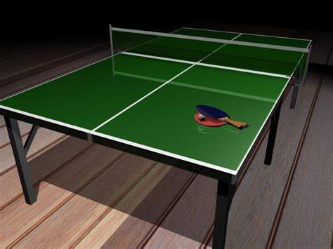 table tennis ping pong table ping pong