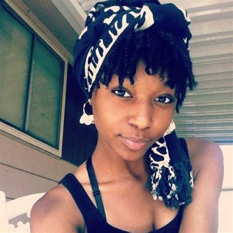 wrapping short african american hair head scarves with bangs black hairstyle and haircuts