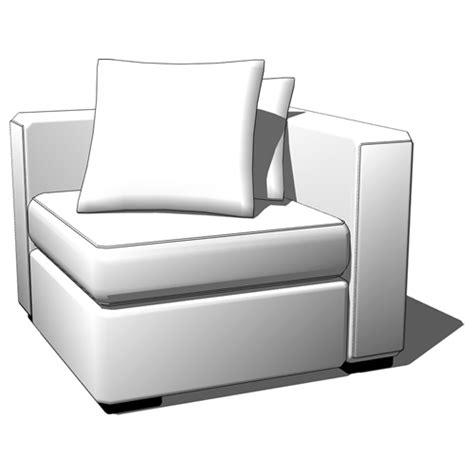walton sofa west elm walton sectional 3d model formfonts 3d models textures