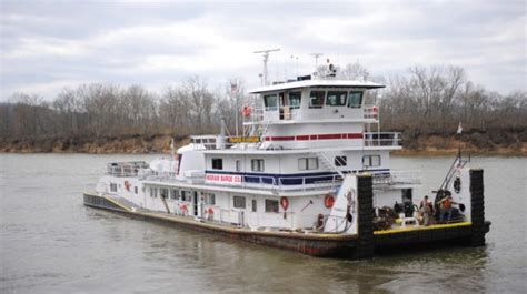 tow boat jobs paducah ky sleep center helps barge pilots stay on course