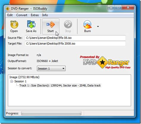 file format to burn dvd convert dmg to iso disk image with iso buddy converter