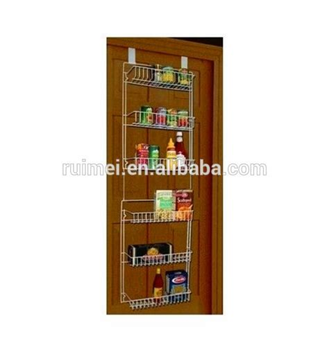 Hanging Pantry Door Organizer by Storage Rack Door Hanging Organizer Home Pantry Shelf