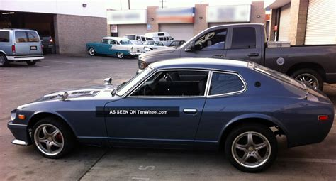 classic datsun 280z pontiac trans am pictures posters news and videos on