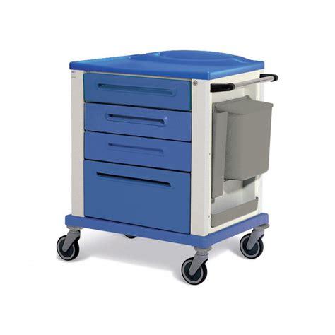 carrelli per cassetti carrello basic standard 4 cassetti ortopedia