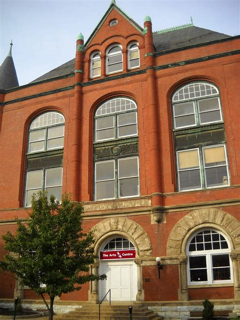 Post Office Martinsburg Wv by Former U S Courthouse Post Office Now Arts Center