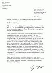 Lettre De Motivation Anglais Ressources Humaines Mod 232 Les De Lettres De Motivation Pour Un Master