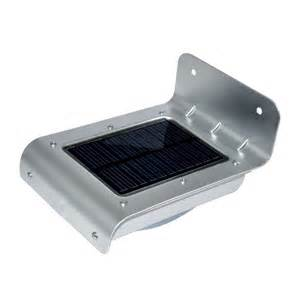 solar door light new solar powered door fence wall step lights led outdoor