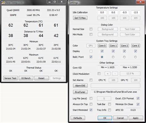 cpu fan temp monitor temp cpu temperature monitoring