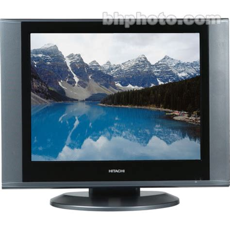 Tv Lcd Aoyama 20 Hitachi C20 Lc880snt 20 Quot Multi System Lcd Tv 20lc880snt B H