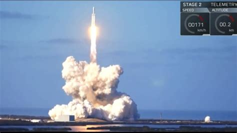 elon musk history elon musk makes history successfully launches spacex rocket
