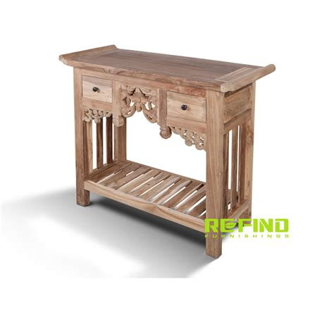 antique natural side table with drawers antique side table with drawer antique side table from