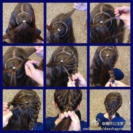 hairstyles for color guard pinterest